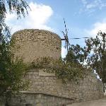 Alaçatı windmill