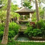 Bali, Indonesia, Sanur Beach Hotel