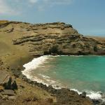 South Point (Ka Lae) and Green Sand Beach Photo