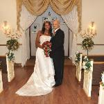 Our wedding at the Shalimar!