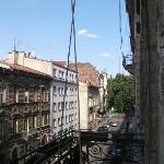 Studencka apartment view