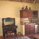 Inside Cabanas