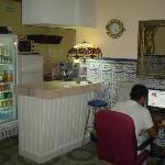 bar internet