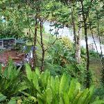 View from Villa Paloma balcony
