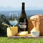 Packwood Produce Wine and Cheese