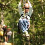 Zip Line Canopy Tours in Massachusetts