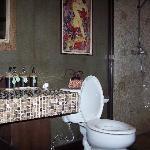 Bathroom of Jasmine Suite