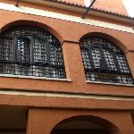 Ventanas habitaciones patio interior