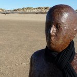 Antony Gormley's Another Place