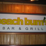 ‪Beach Bums Bar & Grill‬