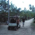 transport to and from our rooms