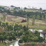 ホテルから明石海峡公園