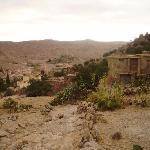 Le village de Kerdous.