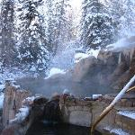 Foto de Strawberry Park Natural Hot Springs