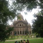 Beautiful Belur Math - Monument constructed by Swami Vivekananda in memory of his Guru Sri Ramak
