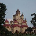 El templo de Dakshineshwar