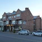 Hotel Bahía Nueva (Puerto Madryn, Argentina)