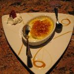 creme brulee was sooo good