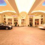 Rembrandt Hotel Entrance