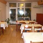 Breakfast room in Hotel Fala