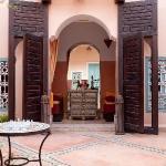 Portes du salon patio