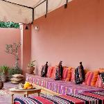 Sallon terrasse