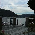 quai d'accostage terrasse principale