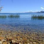 El Titicaca desde la orilla