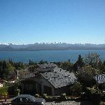 Vistas al lago Nahuel Huapi