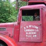McLean Steam Sawmill