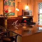 Full Apartment Kitchen