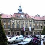 City Hall, Zupanija