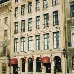 Auberge du Vieux Port - Montreal - my favorite hotel there