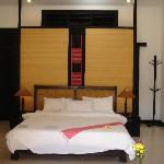 Grande chambre avec SDB luxueuse