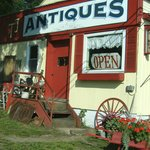 Wonderful store with 100's of antique and vintage finds!!