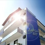 Hotel Iride facciata