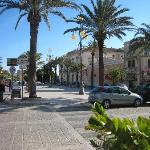 Piazza in Pozzallo