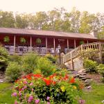 The lodge at CCR