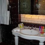 The funky / quirky sink!