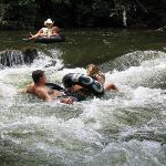 Tubing in the South Toe