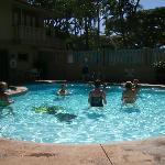 The pool and hot tub are awesome!