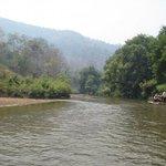 Mae Ping River Photo