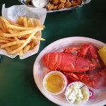 best lobster dinner - ever