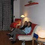 My friend and I in Villaroel 2