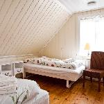 One of the rooms in Rein Guesthouse