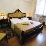 del Pinturicchio charming apartment rental in Umbria - A king size double bedroom