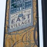 Which East Village???  Des Moines???? Iowa????