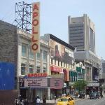 Uhhhhh... el apollo Theater en Harlem