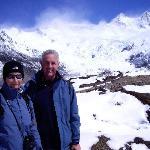 At Cerro Torre