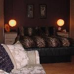 Llit queen, balçon privé, divan lit